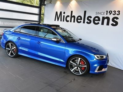 begagnad Audi RS3 Sedan 400 HK QUATTRO