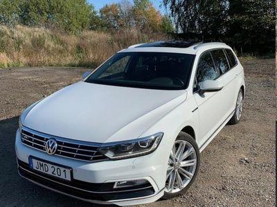 begagnad VW Passat 2,0TDI 4M GTS 240HK Full R-Line GPS