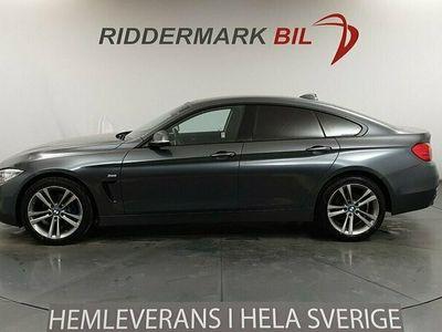begagnad BMW 420 Gran Coupé d xDrive Sport line 2 Brukare Eu6 190hk