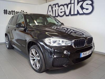 begagnad BMW X5 30d 258hk Aut M-sport/Navi