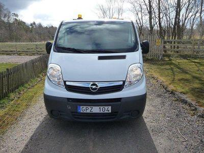 begagnad Opel Vivaro 2,5 DTI 146HK