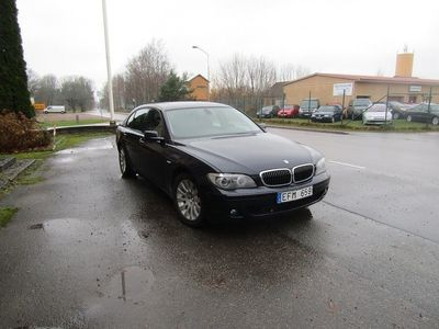 begagnad BMW 740 Lång i Automat 306hk