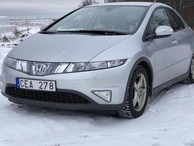 begagnad Honda Civic 1.8 5dr