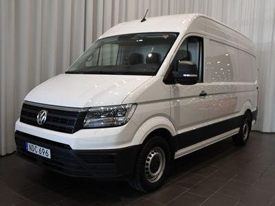 begagnad VW Crafter 35 TDI 2017, Transportbil 389 000 kr