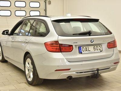 begagnad BMW 320 d xDrive Touring 184hk SPORT LINE / AUT
