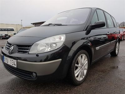 begagnad Renault Grand Scénic 1.9dCi/Bes/7Sits/Drag/Ac/Panorama