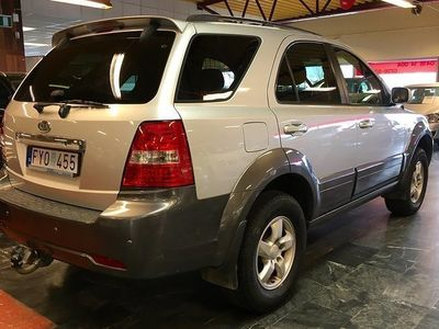 begagnad Kia Sorento 2.5 CRDi (170hk) 4WD -07