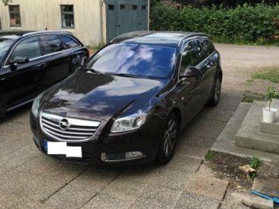 begagnad Opel Insignia CDTI Diesel Automat -11