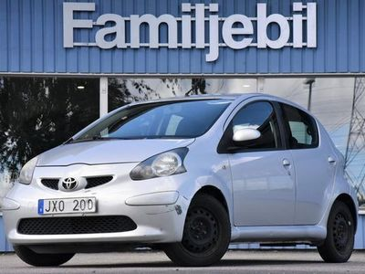 begagnad Toyota Aygo 5-dörrar 1.0 VVT-i (68hk)Kamkedja