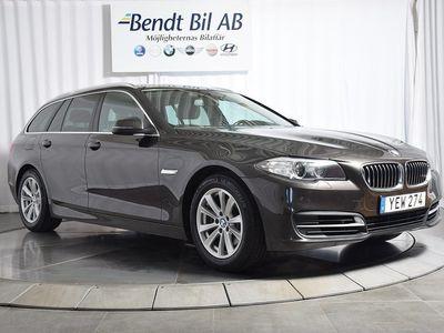 usado BMW 520 d xDrive Touring /Värmare/ 1 ägare