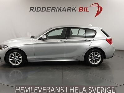 begagnad BMW 118 d xDrive 5-door M Sport Pdc Eu6 150hk