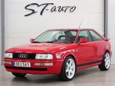begagnad Audi Coupé 2.3 Utställningsskick -89