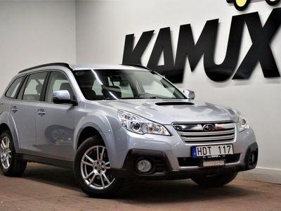 begagnad Subaru Outback 2.0 4WD Lineartronic   Drag   M-Värm   Backkamera. 150hk***