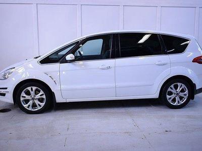 begagnad Ford S-MAX 2.0 TDCi 140 7-sits Skinn Krok