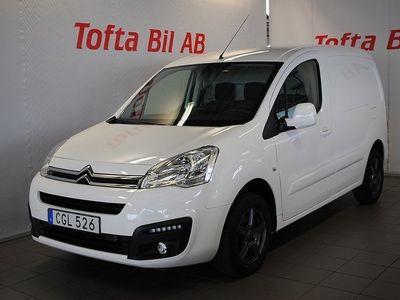 begagnad Citroën Berlingo Skåp 100 Hk 1800 Mil