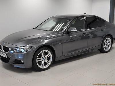 begagnad BMW 320 i Xdrive F30 Aut M-Sport Connected Drive