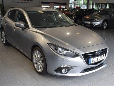 begagnad Mazda 3 Sport 2.2 Skyactive