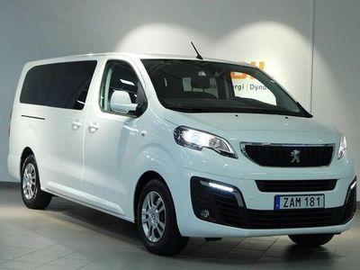 begagnad Peugeot Traveller Business 1.6 BlueHDi 9-Sits - Drag 2017, Transportbil 244 800 kr