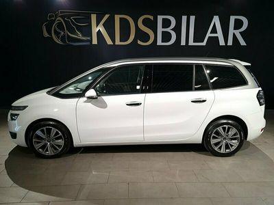begagnad Citroën Grand C4 Picasso 1.6 BlueHDi Aut 7-sits 120hk
