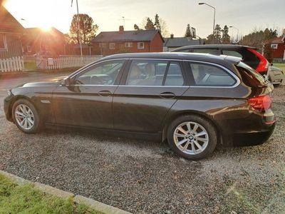 begagnad BMW 520 d xDrive Touring endast 229 900:-