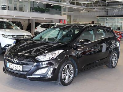 begagnad Hyundai i30 HyKi 1.6 CRDi Isg M6 Comfort