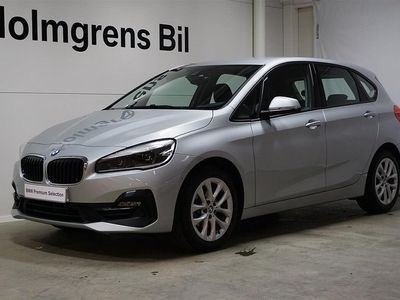 begagnad BMW 218 Active Tourer i Model Sport Drag Hifi