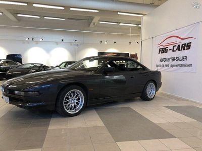 brugt BMW 850 i Låga mil Ny Besiktigad -92