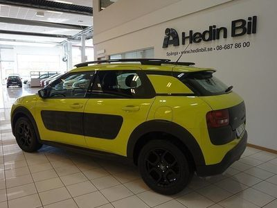 begagnad Citroën C4 Cactus BLUEHDI 100HK Manuell Nyservad Vinterhjul
