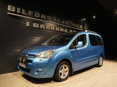 begagnad Citroën Berlingo Multispace 1.6 HDi
