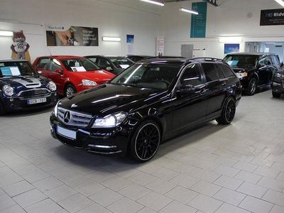 begagnad Mercedes C200 CDI BlueEfficiency Kombi Automat