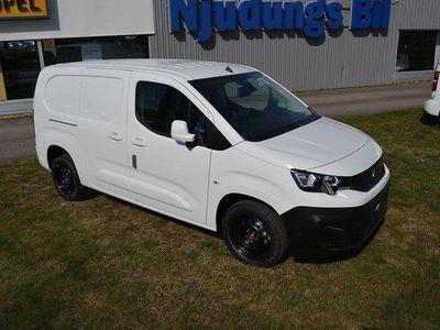 begagnad Peugeot Partner L2 PRO+ NORDIC PACK