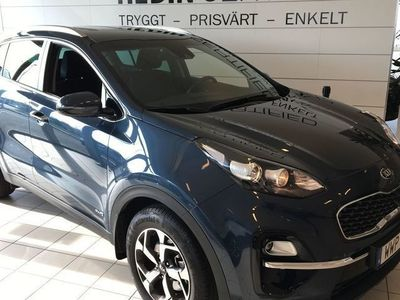 begagnad Kia Sportage 1.6 T-GDi DCT AWD Advance