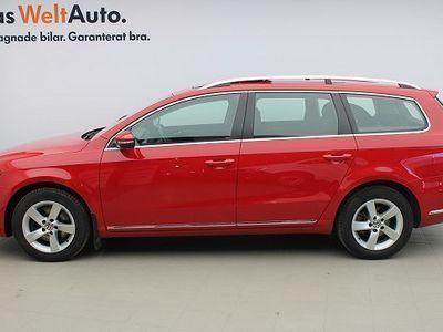begagnad VW Passat V TSI 150 Ecofuel/Motorvärmare/Panoramatak/Elstol