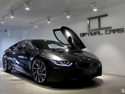 begagnad BMW i8 Coupe Hybrid Svsåld Fullutr
