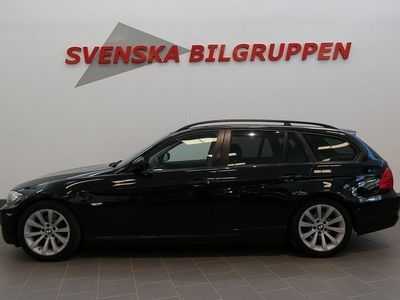 brugt BMW 320 d Touring Comfort Dynamic Aux Pdc Dra -09