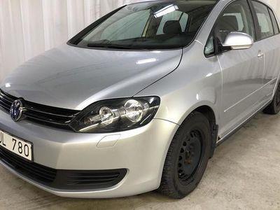 begagnad VW Golf Plus VW Golf VI 1.6 TDI BlueMotion Technology Plus 2010, Personbil 67 450 kr - 86 450 kr