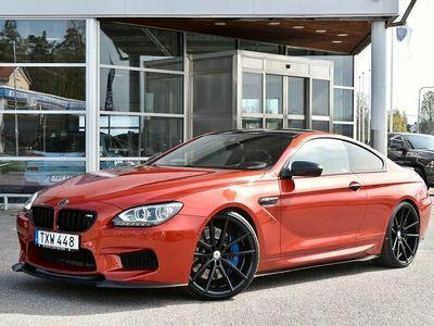begagnad BMW M6 Coupe SE SPEC/PÅKOSTAD