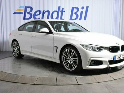 begagnad BMW 420 Gran Coupé d M Sport / Navigation/ Automat