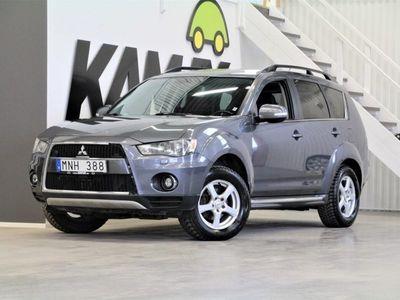 begagnad Mitsubishi Outlander Di-D | 4WD | Sportronic | 156hk | 2011