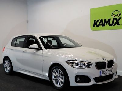 begagnad BMW 118 d 5-Dörrar   M-Sport   M-Värm   150hk  
