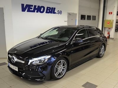 begagnad Mercedes CLA180 Shooting Brake/Automat/