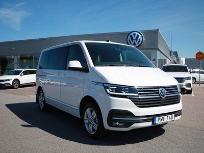 begagnad VW Multivan 6.1 150hk DSG Sommarkampanj