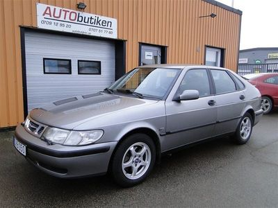 begagnad Saab 9-3 2,0T (150hk) Steel E 5-d Nybes!