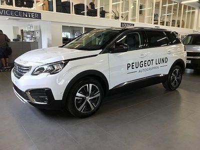begagnad Peugeot 5008 ALLURE PureTech 130 AUT 8 EURO 6 -19