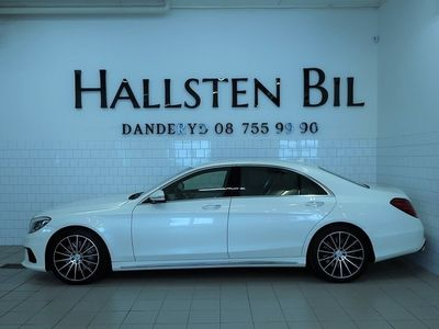 brugt Mercedes 500 S-KlassL 9G-Tronic | AMG-Optik | 3275 Mil