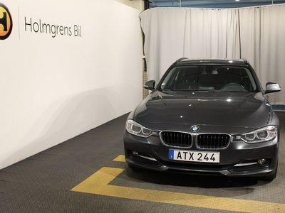 begagnad BMW 320 d xDrive Touring Advantage