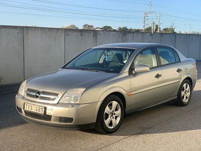 begagnad Opel Vectra Sedan 2.2 147hk Lågmil