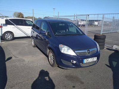 begagnad Opel Zafira A-H1,9 CDTI