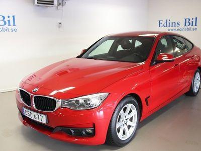 begagnad BMW 318 Gran Turismo d Drag/Värmare Euro 6 143hk