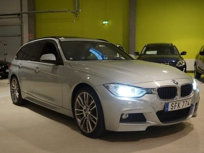 begagnad BMW 330 d xDrive Touring M-Sport Navi Panorama (258hk)